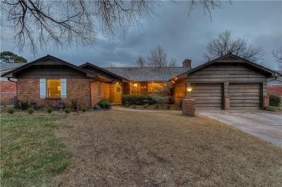 Oklahoma City Single Family Home For Sale: 3012 Carlton Way