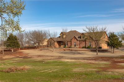Edmond Single Family Home For Sale: 24710 N Macarthur Boulevard