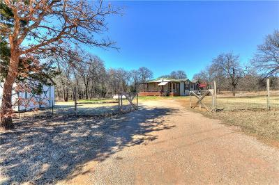 Guthrie Single Family Home For Sale: 3808 Oak Valley Drive
