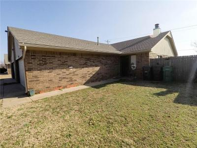 Oklahoma City Multi Family Home For Sale: 7206 NW 115th Street