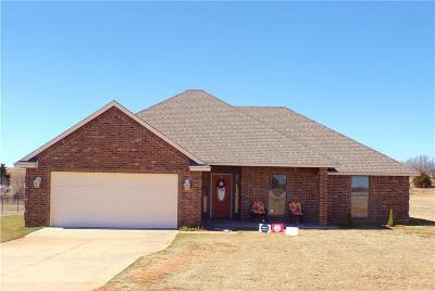 Tuttle Single Family Home For Sale: 910 County Street 2932 Road