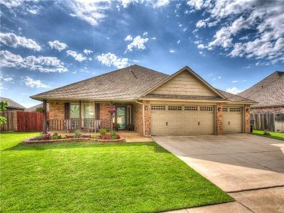 Edmond Single Family Home For Sale: 17429 White Hawk Drive