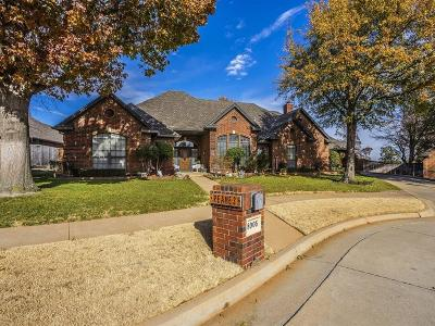 Oklahoma City OK Single Family Home For Sale: $372,000