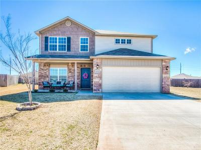 Oklahoma City Single Family Home For Sale: 8524 SW 49th Circle