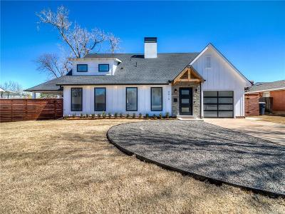 Oklahoma City Single Family Home For Sale: 4910 Morris Lane