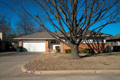 Oklahoma City Single Family Home For Sale: 4201 NW 61st Street