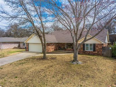 Oklahoma City Single Family Home For Sale: 1812 Graham Circle