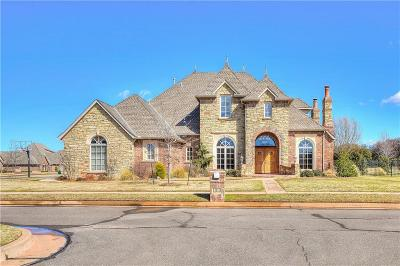 Edmond Single Family Home For Sale: 1313 Wb Meyer Parkway