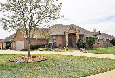 Norman Single Family Home For Sale: 500 Summit View Court