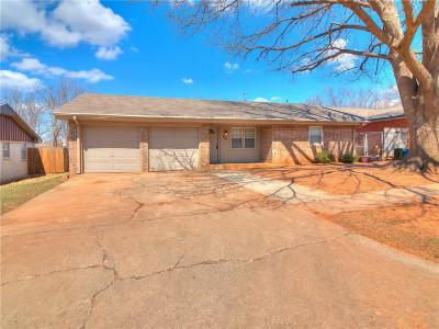 Edmond Single Family Home For Sale: 931 Crown Drive