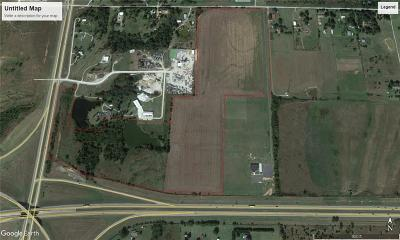Shawnee Residential Lots & Land For Sale: 00 N Hwy 177 & I-40 Highway