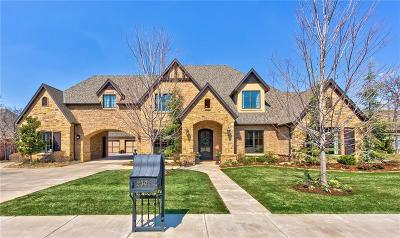 Norman, Moore, Oklahoma City, Edmond Single Family Home For Sale: 2301 Open Trail Road