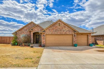 Moore OK Single Family Home For Sale: $199,900