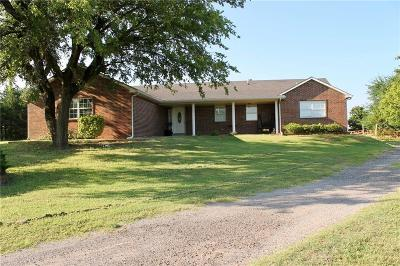 Wellston Single Family Home For Sale: 920419 S 3310 Road