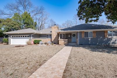 Norman Single Family Home For Sale: 1007 Elmwood Street