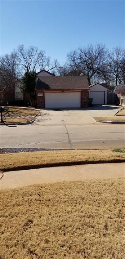 Oklahoma City Single Family Home For Sale: 11717 Cedar Valley Drive