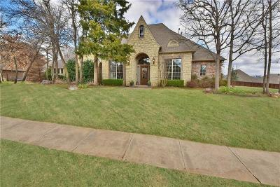 Edmond Single Family Home For Sale: 3325 Findhorn Drive