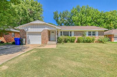 Norman Single Family Home For Sale: 1425 Hollywood Avenue