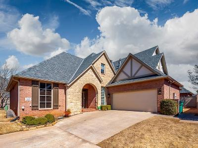 Edmond Single Family Home For Sale: 3005 NW 160th Street