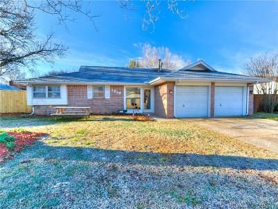 Norman Single Family Home For Sale: 1810 Burnt Oak Drive