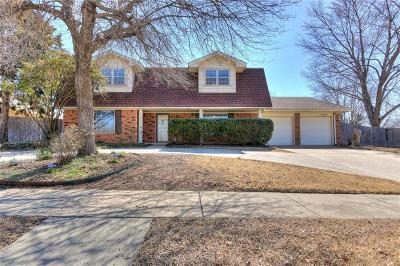 Norman Single Family Home For Sale: 3418 Woodsboro Drive