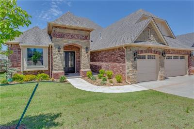 Norman Single Family Home For Sale: 3210 Timber Shadows Drive