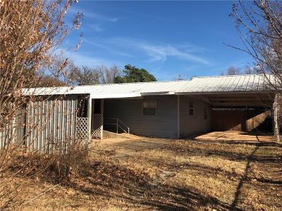 Lindsay OK Single Family Home Sold: $16,300