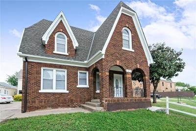Oklahoma City Single Family Home For Sale: 1812 N Gatewood Avenue