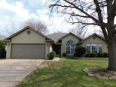 Edmond Single Family Home For Sale: 17120 Sunny Hollow Road