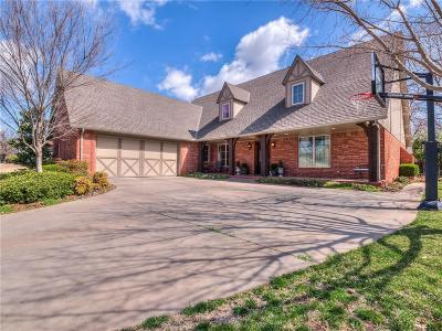 Norman, Moore, Oklahoma City, Edmond Single Family Home For Sale: 11404 Red Rock Road