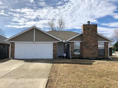 Oklahoma City Single Family Home For Sale: 7540 NW 116th Street