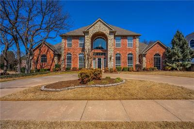 Edmond Single Family Home For Sale: 1816 Rising Star Lane