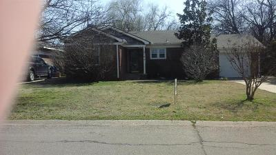Oklahoma City Single Family Home For Sale: 1314 Oxford Way