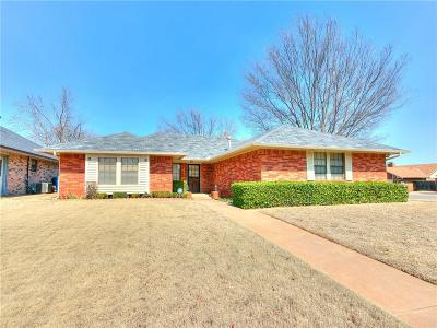 Edmond Single Family Home For Sale: 2701 Summer Set Trail