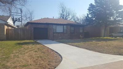 Oklahoma City Single Family Home For Sale: 1715 Oxford Way