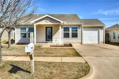 Oklahoma City Single Family Home For Sale: 1709 NW 145th Street