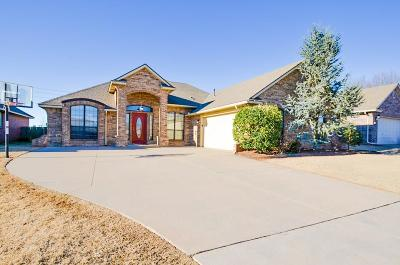 Edmond Single Family Home For Sale: 1872 Long Trail Drive