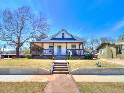 Shawnee Single Family Home For Sale: 702 N Beard Avenue