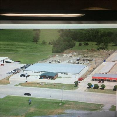 Newcastle Commercial For Sale: 602 S Main( Hi-62) Highway