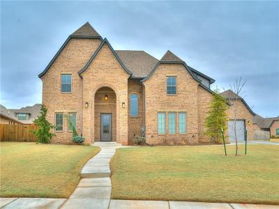 Edmond Single Family Home For Sale: 2008 Brayhill Court