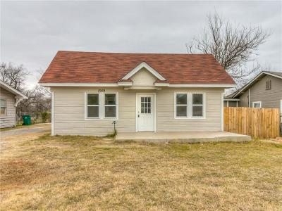 Oklahoma City OK Single Family Home For Sale: $120,000