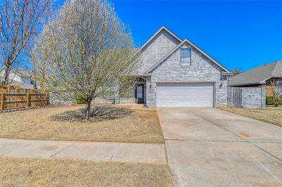 Norman Single Family Home For Sale: 1101 Barbary Drive