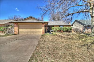 Mustang Single Family Home For Sale: 1041 W Windsor Way