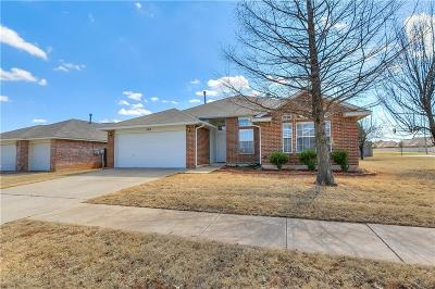 Edmond Single Family Home For Sale: 1412 NW 179th Terrace