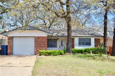 Oklahoma City Single Family Home For Sale: 812 Hunters Hill Road