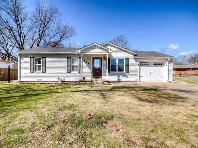 Shawnee Single Family Home For Sale: 708 N Center Avenue