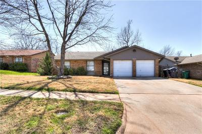 Oklahoma City OK Single Family Home Pending: $109,900