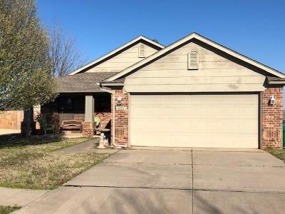 Yukon Single Family Home For Sale: 3428 Chester Terrace
