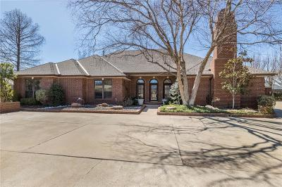 Oklahoma City Single Family Home For Sale: 5017 Echo Glen Circle