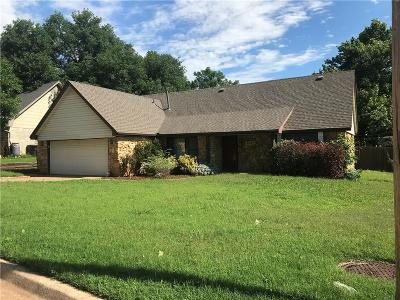 Oklahoma City Single Family Home For Sale: 6025 NW 84th Place